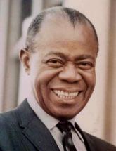 Photo: Louis Armstrong