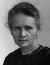 Photo: Marie Curie